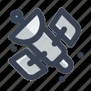 antena, space, communication, planet, satellite icon