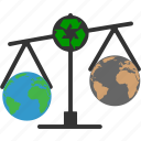 ecologyst, environment, recycle, save planet icon