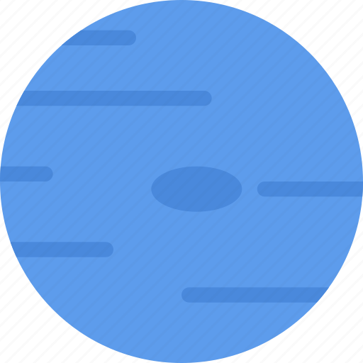 astronomy, global, neptune, planet, space icon