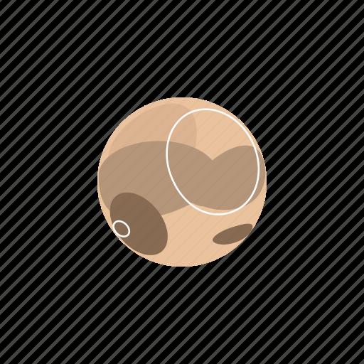 planet, planetarium, pluto, solar system icon