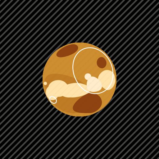 planet, venus icon