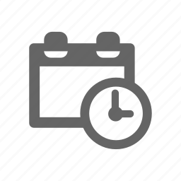 calendar, event, schedule, time, timer, watch icon
