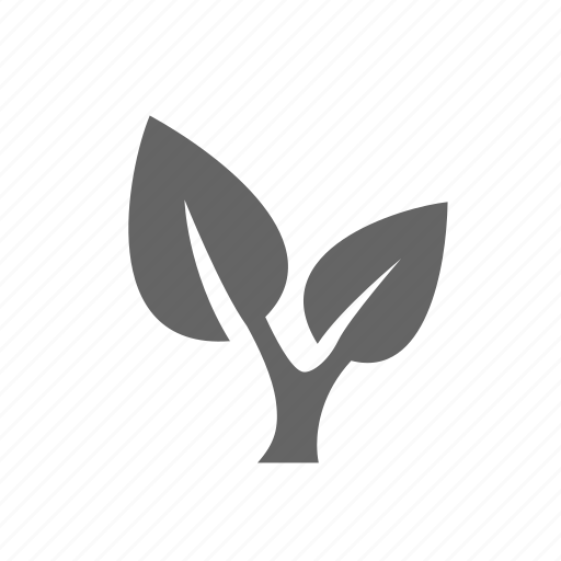 grower, leaves, nature, plant, scrub, sprout, tree icon