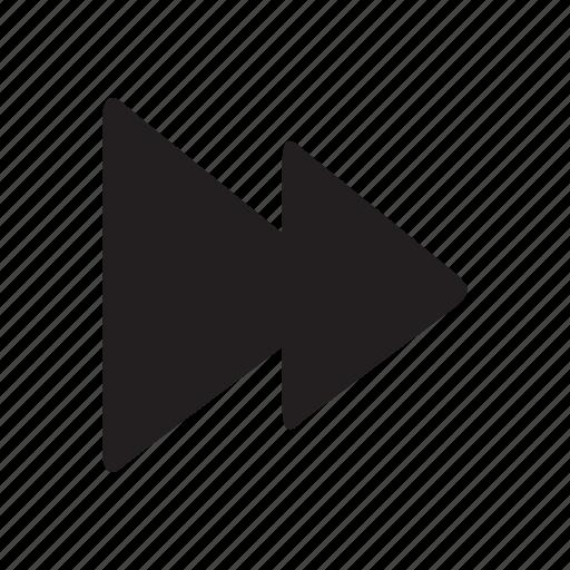 fast, fast forward, fastforward, forward, forward new icon