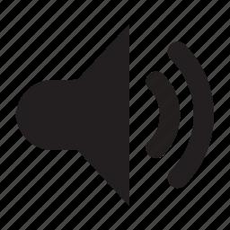 audio, sound, unmute, unmute volume, volume icon