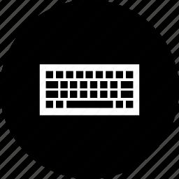equipment, hardware, key, keyboard icon
