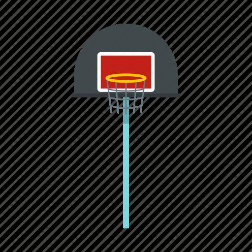 ball, basket, basketball, game, hoop, playground, sport icon