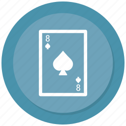 casino, gambling, game, poker icon