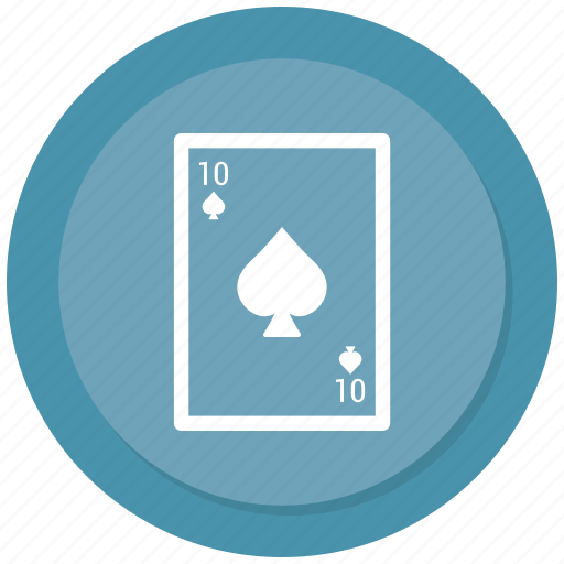 ace, cards, playing icon