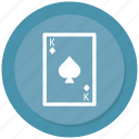 card, casino, game, poker icon