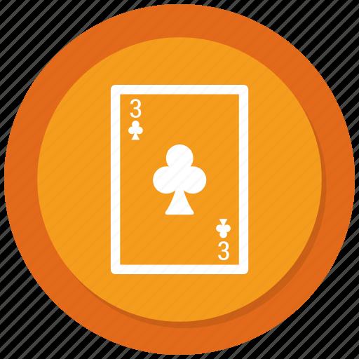 card, casino, game, poker icon