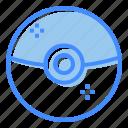 arcade, gameconsole, games, pokemon ball, technology, videogames, virtualreality icon