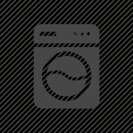 machine, technology, washing, washing machine icon
