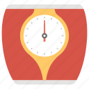 food scale, measurement scale, measuring scale, scale, weight scale icon