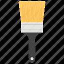 brush, home repair, paint, paintbrush, painting