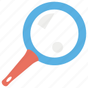 explore, glass, magnifier, magnifying glass, monitoring, search icon
