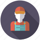 craftsman, handyman, installer, man, plumber, plumbing, workman icon