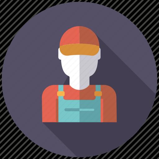 Craftsman, handyman, installer, man, plumber, plumbing, workman icon - Download on Iconfinder