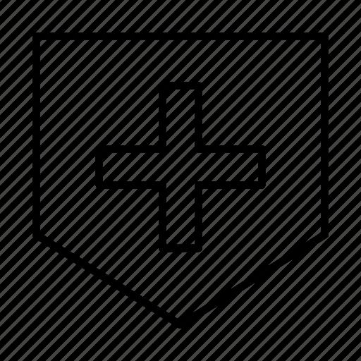 add, addition, append, create, increase, new, plus icon