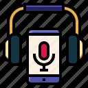 headphone, smartphone, music, multimedia, audio, communications, sound