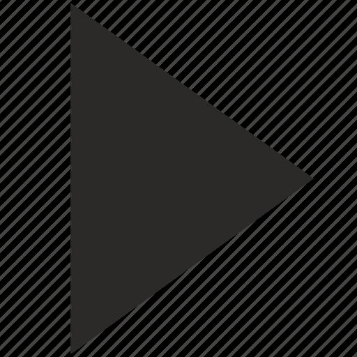 arrow, forward, next, pointer, right icon