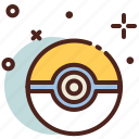 cartoon, character, golden, pokemon, snich icon