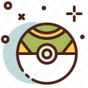 cartoon, character, pokemon, wand icon