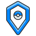 articuro, game, go, play, pokeball, pokemon icon