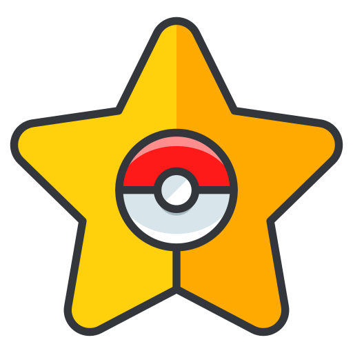 bookmark, game, go, play, pokemon icon