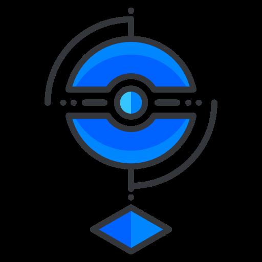 boy, game, go, play, pokemon, reality, virtual icon