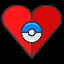 favourite, go, pokemon, game, play icon