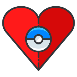 favourite, game, go, play, pokemon icon