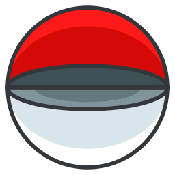 game, go, open, play, pokeball, pokemon icon