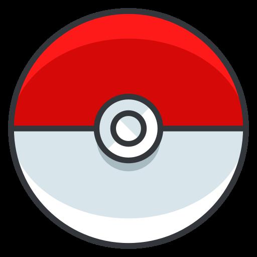game, go, play, pokeball, pokemon icon
