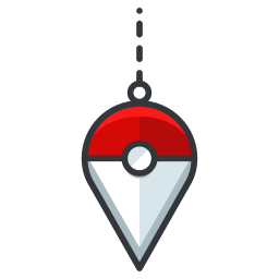 game, go, locator, play, pokemon icon