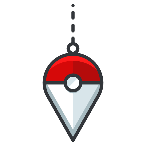 game, go, locator, play, pokemon icon