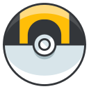 ball, game, go, play, pokemon, ultra icon