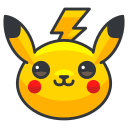 game, go, pikachu, play, pokemon icon