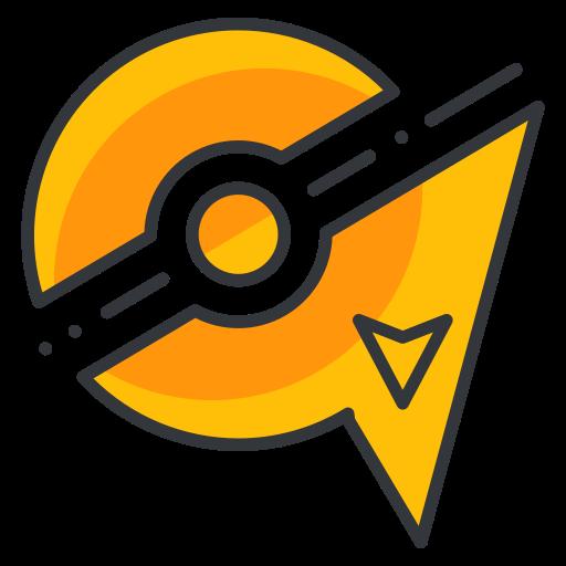 game, go, play, pokemon, zapdos icon