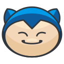 game, go, play, pokemon, snorlax icon