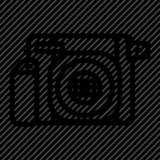 camera, insta, instax, photo, photography, polaroid icon