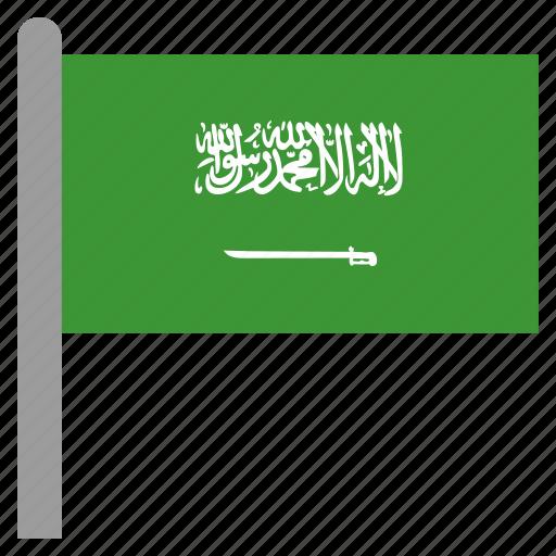arabia, arabin, sau, saudi, saudia icon