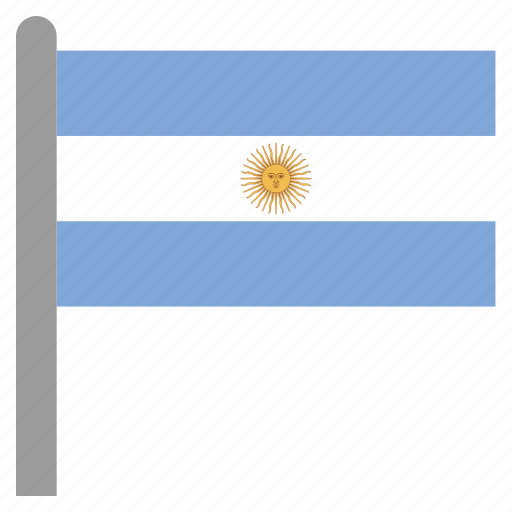 america, arg, argentina, argentines, argentinian, south icon