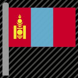 asia, asian, mng, mongolia, mongols, qmongolian icon
