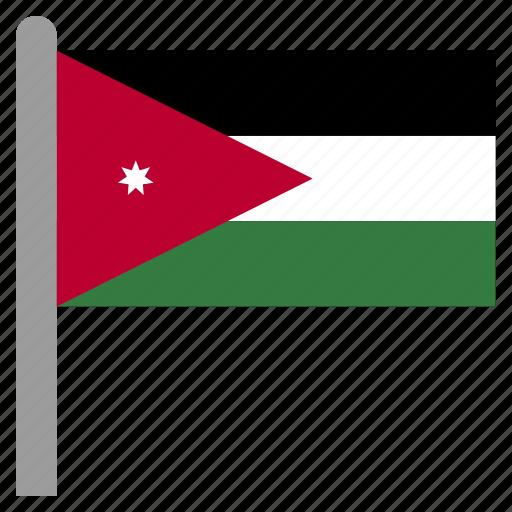 east, jor, jordan, jordanian, middle icon
