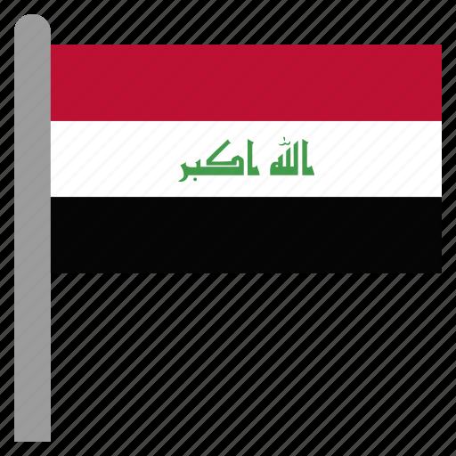 east, iraq, iraqi, irq, middle icon