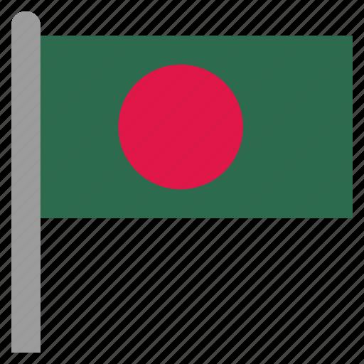 bangla, bangladesh, bangladeshi, bengali, bgd, taka icon