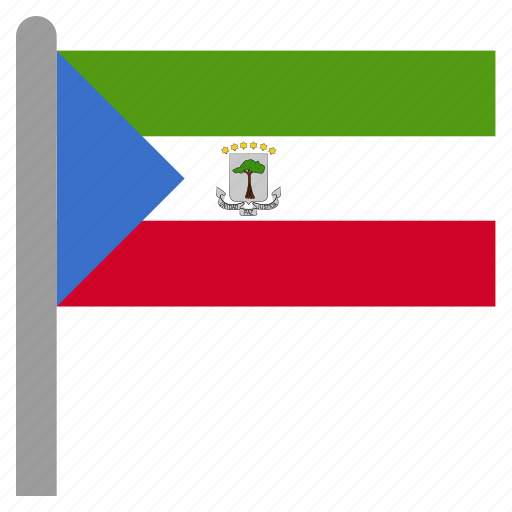 africa, african, equatorial, gnq, guinea icon