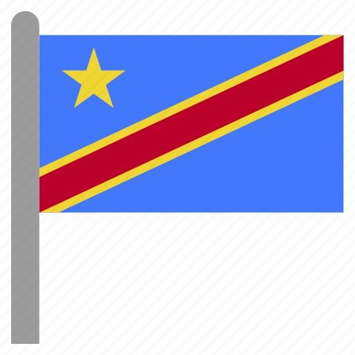 cod, congo, congolese, democratic, of, republic, the icon