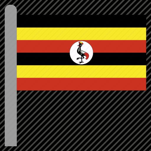 africa, african, uga, uganda, ugandan icon